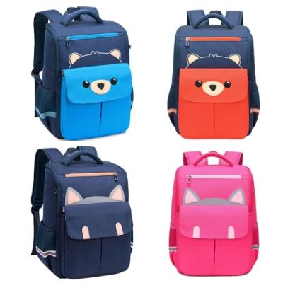 【優貝選】日系立體大容量小學生書包後背包1-6年級適用