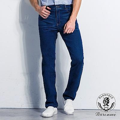 BARONECE 個性簡約舒適牛仔褲(518133-09)