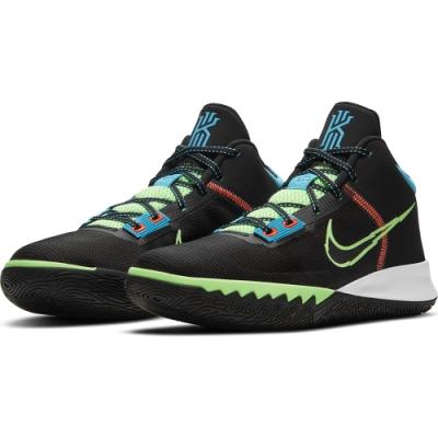 NIKE 籃球鞋  厄文 運動鞋 包覆 緩震 男鞋 黑藍綠  CT1973003 KYRIE FLYTRAP IV EP