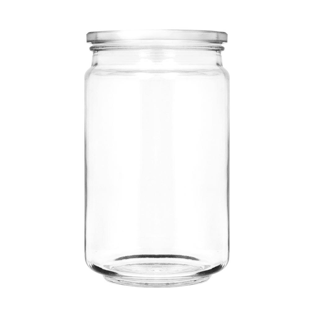 EG Home 宜居家 玻璃密封罐800ml(四入組)