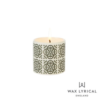 英國 Wax Lyrical 大地系列香氛蠟燭-茉莉紅茶 Black Tea & Jasmine 68g