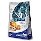 Farmina法米納 海洋低穀成犬糧-鱈魚甜橙-小顆粒(OD-3)2.5kg 2包組