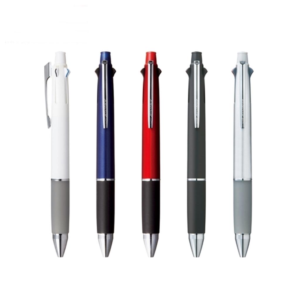 UNI三菱 多功能機能筆4色0.7mm溜溜筆+鉛筆MSXE5-1000-07