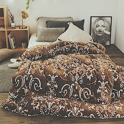 絲薇諾 MIT法蘭絨暖暖被-蔓蔓-145×195cm