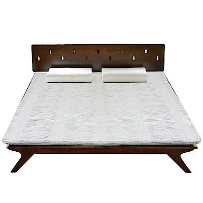 Albert 艾柏 透氣乳膠3.5尺單人薄床墊(二色布花可選)-105x188x5.3免組