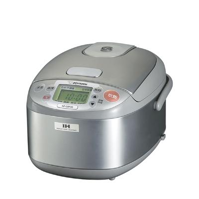 ZOJIRUSHI 象印 日製3人份IH微電腦電子鍋 NP-GBF05 -