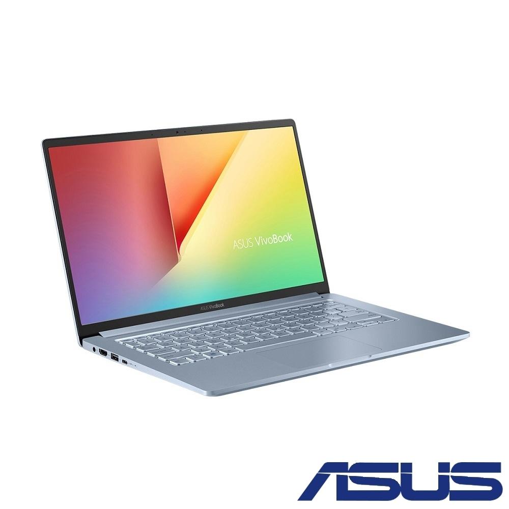 ASUS S403JA 14吋筆電 (i5-1035G1/8G/512G SSD/VivoBook 14/冰河藍)