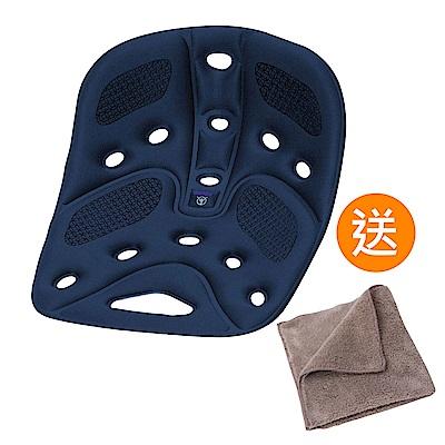 BackJoy 美姿墊Traction/升級版(藍色)《送 攜帶型小方巾》