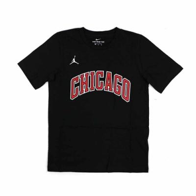 NIKE NBA Statement Edition 青少年 短袖T恤 公牛隊