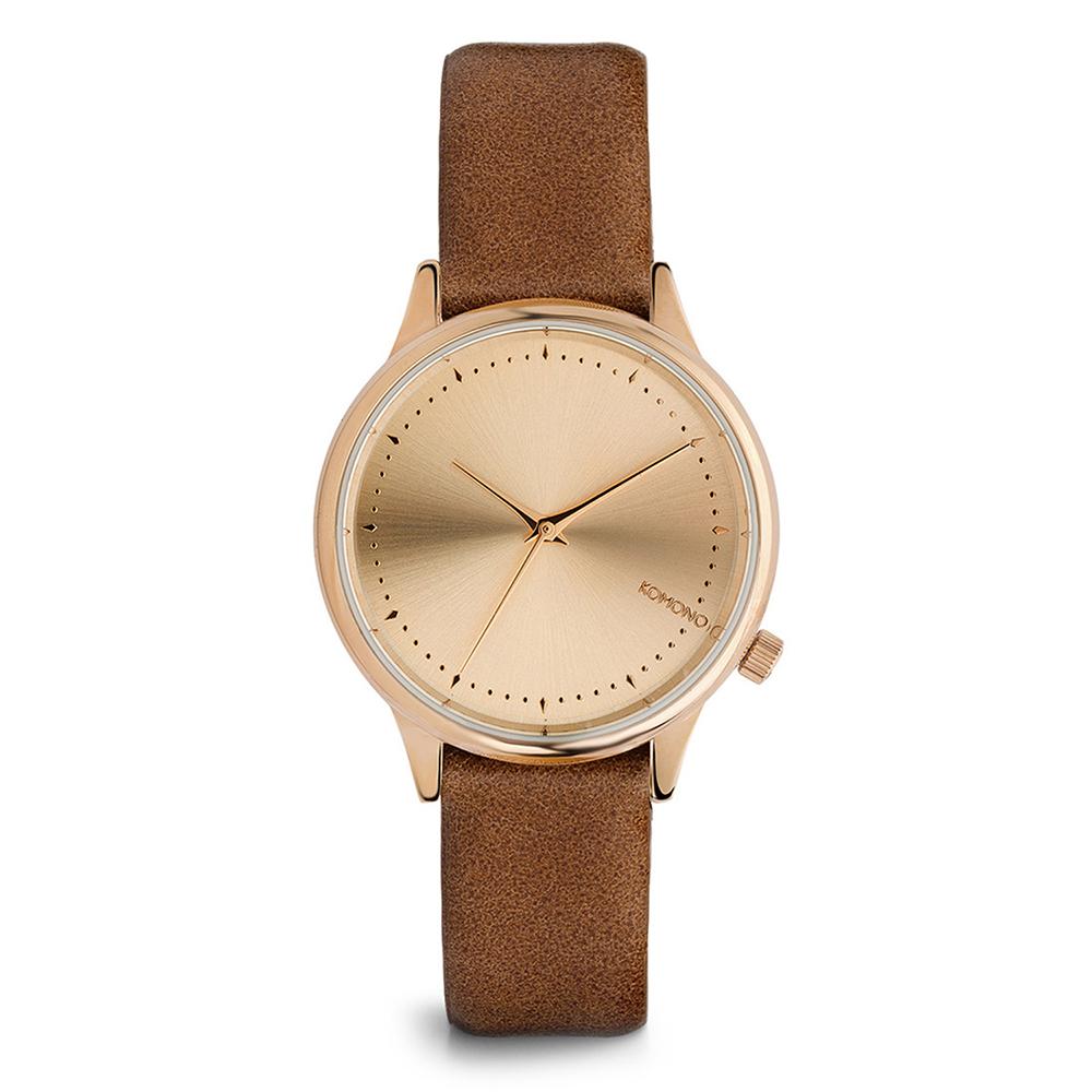 KOMONO Estelle Classic 腕錶-百年枯木/36mm