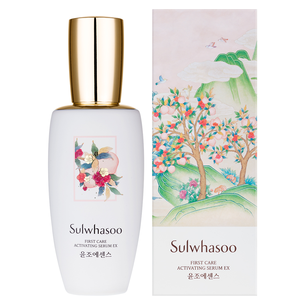 Sulwhasoo雪花秀 潤燥精華EX(120ml)-2018限定版 網路特惠價