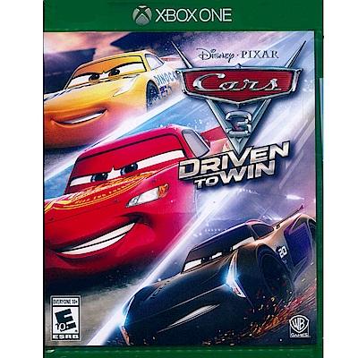 汽車總動員 3:全力取勝 Cars 3 - XBOX ONE 英文美版