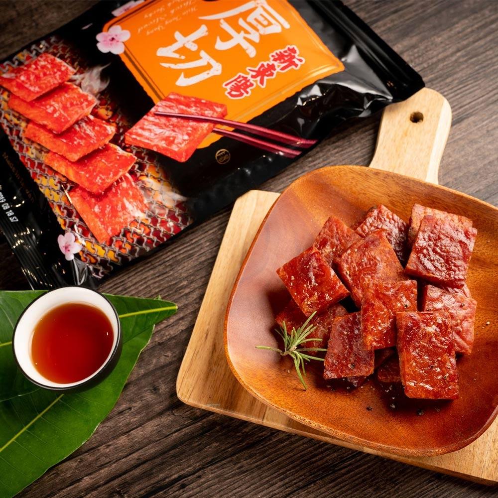 新東陽 厚切豬肉乾(200g)