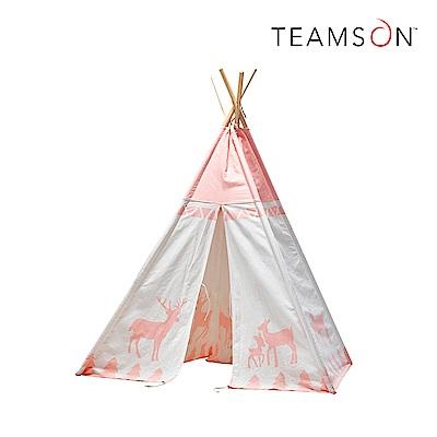 Teamson 純棉印地安遊戲帳篷 (3色)