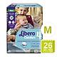 Libero麗貝樂 黏貼式嬰兒紙尿褲/尿布 4號/M (26片) /包購 product thumbnail 1