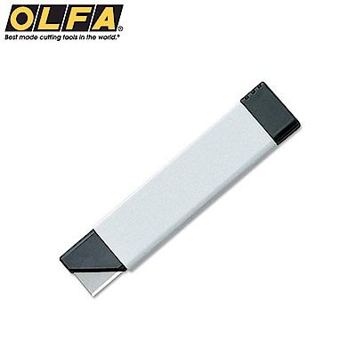 日本OLFA拆箱刀開箱刀紙箱刀封膜切割刀 隨身小刀折刃式新型工作刀CTN-1倉儲物流工具