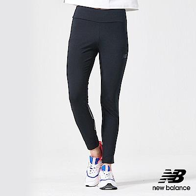 New Balance NB LOGO緊身褲_AWP91554BKW_女性_黑色