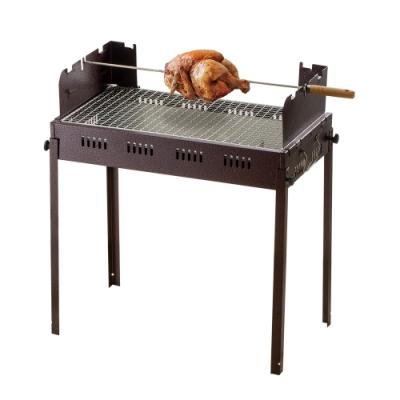 妙管家烤肉/烤全雞二合一串燒烤肉爐