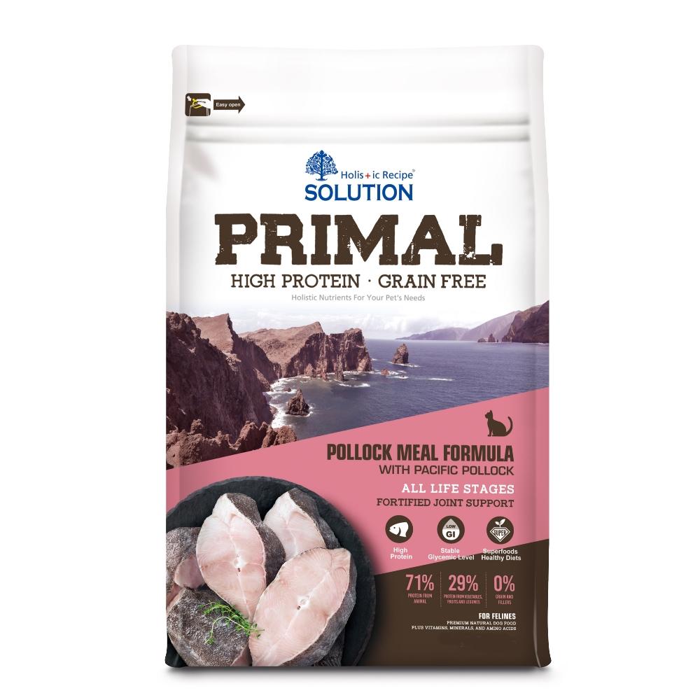 耐吉斯 源野高蛋白 無穀全齡貓 鱈魚配方 15磅