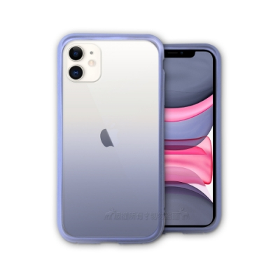 ZEUS雅典娜系列 iPhone 11 6.1吋 軍規認證防摔保護殼(魔幻紫)