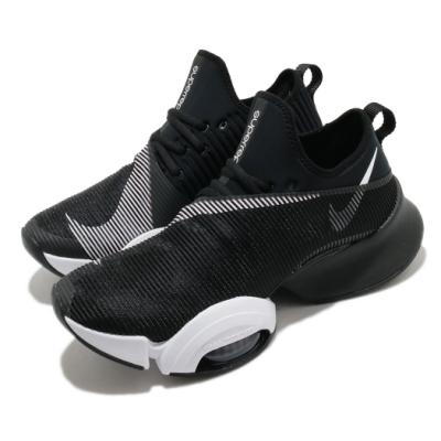 Nike 訓練鞋 Zoom SuperRep 運動 男鞋 氣墊 避震 舒適 襪套 包覆 健身房 黑 白 CD3460010
