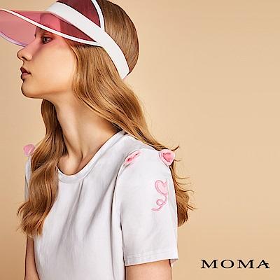 MOMA 造型耳朵T恤