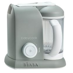 奇哥 法國BEABA 四合一副食品調理機-典雅灰