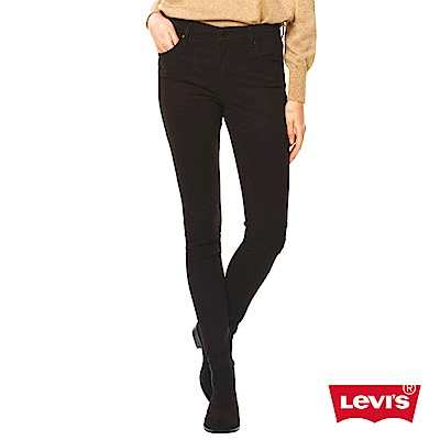 721-緊身窄管丹寧牛仔褲-亞洲版-低調黑-Lev