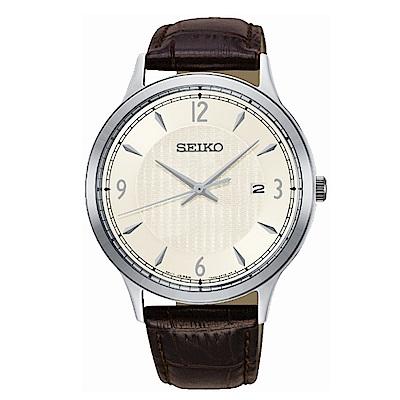 SEIKO 精工 完美情人石英腕錶/7N42-0GJ0C/SGEH83P1