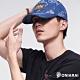 鬼洗 BLUE WAY – 大緹織3D鬼頭丹寧棒球帽(深藍) product thumbnail 1