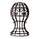 日本NEEDS復古鏤空帽子架 帽子展示座#586156帽子收納架(簍空;塑料)帽座帽架帽台 亦可掛眼鏡鑰匙...等 product thumbnail 1