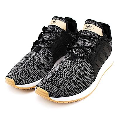 ADIDAS-男女休閒鞋AH2360-黑灰