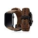 UAG Apple Watch 38/40mm 皮革錶帶-棕 product thumbnail 1
