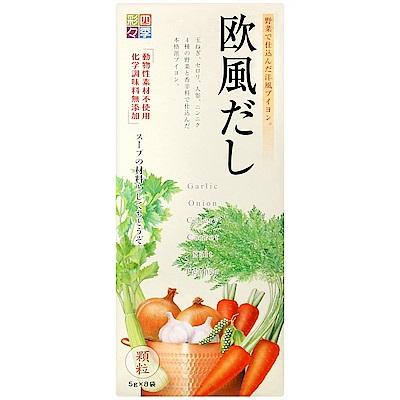四季彩彩 四季彩彩歐風野菜調味料(40g)