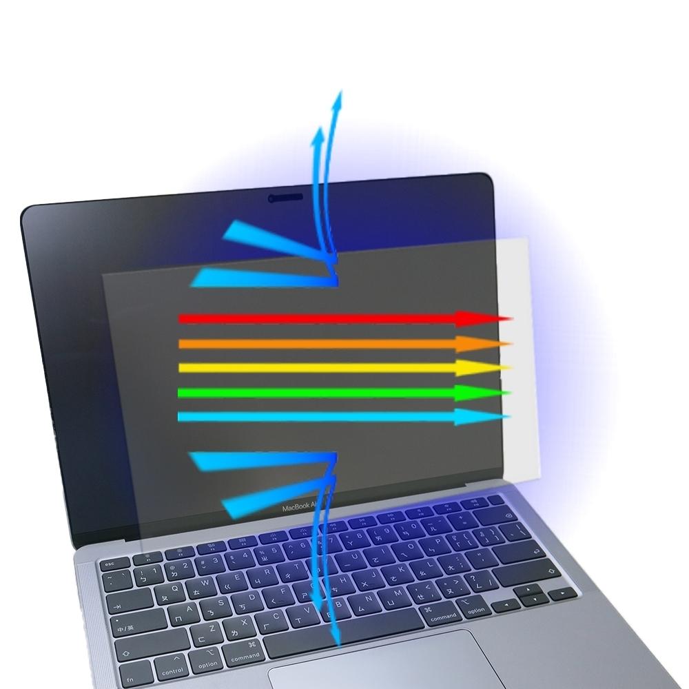 EZstick APPLE MacBook Air 13 2020年 A2179  專用 防藍光螢幕貼