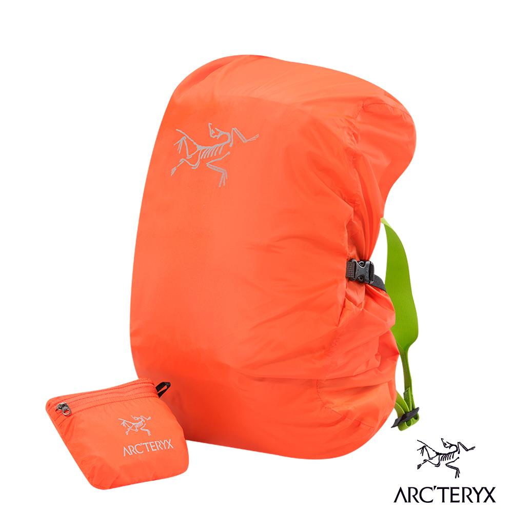 Arcteryx 始祖鳥 防水雨罩 XS 辣椒紅