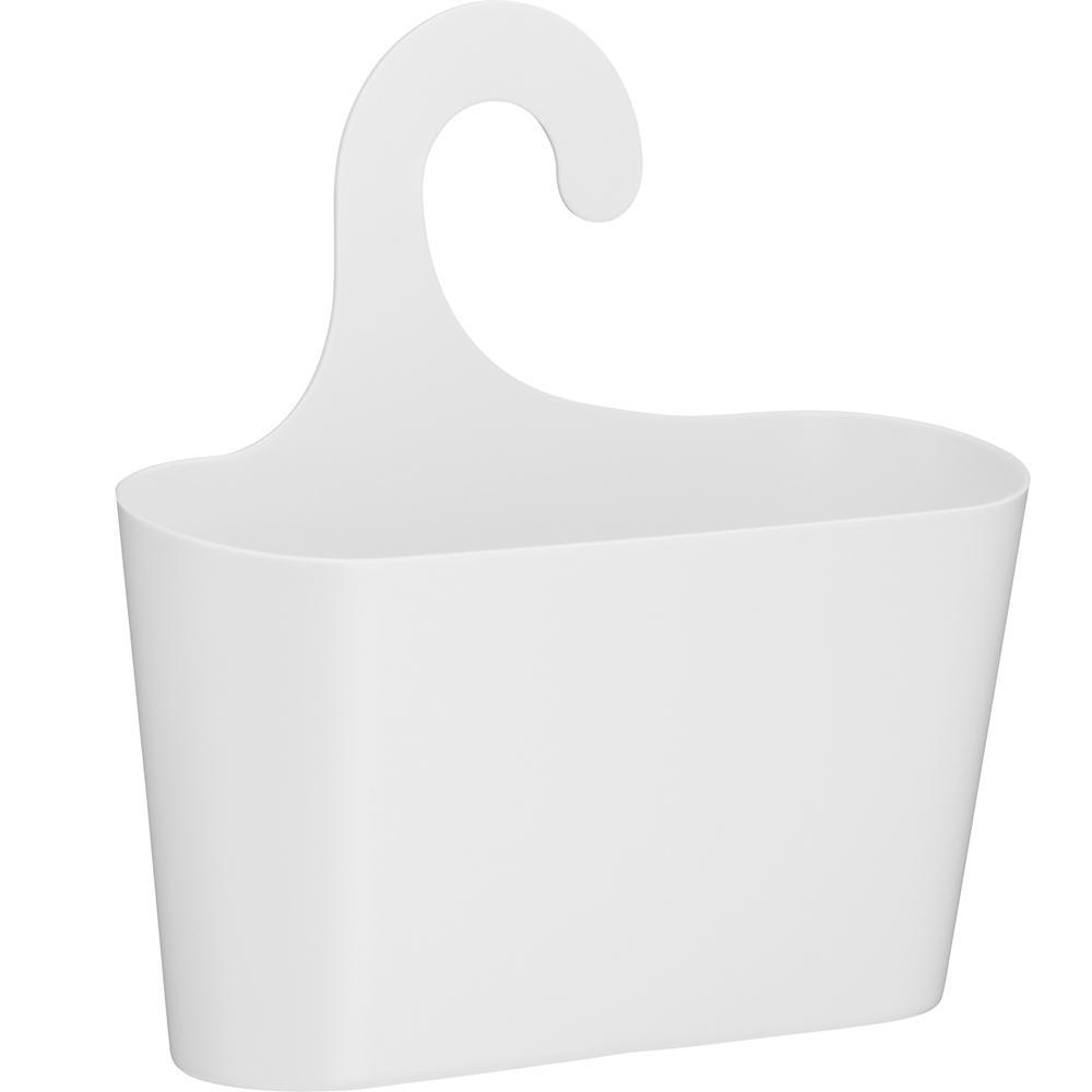 《KELA》Maggy掛式收納盒(白)