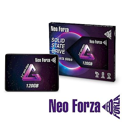 Neoforza 凌航 NFS01 120GB 2.5吋SATAIII  SSD固態硬碟
