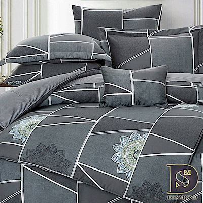 DESMOND 特大60支天絲八件式床罩組 懸念 100%TENCEL