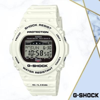 CASIO卡西歐 極限運動電波錶系列(GWX-5700CS-7D)/45.4mm