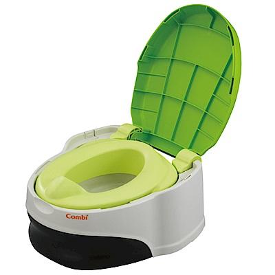 【麗嬰房】Combi 優質坐式分段訓練便器