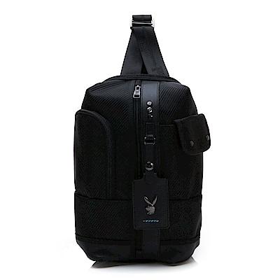 PLAYBOY- 單肩背包 BATMAN系列-黑色