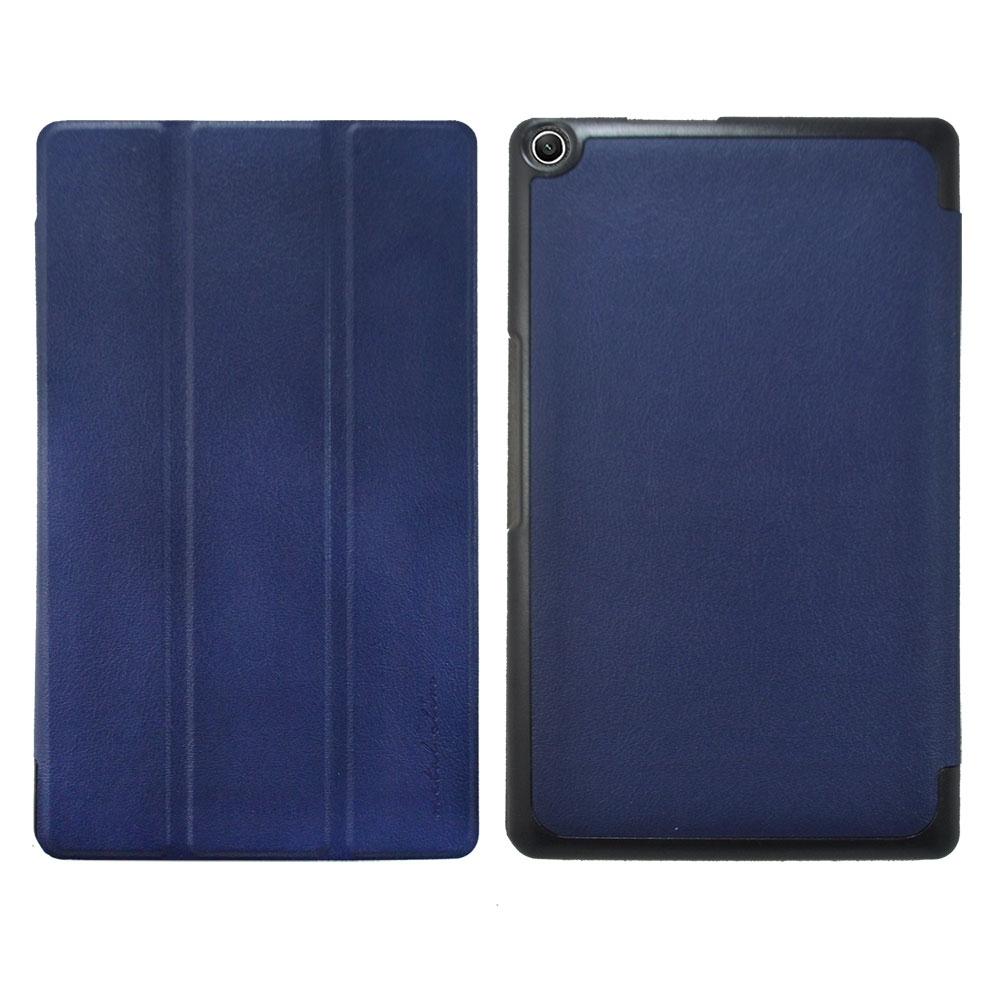 Metal-Slim ASUS ZenPad 8.0 Z380KNL高仿小牛皮三折皮套