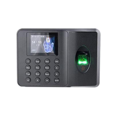 【伊德萊斯】KC-05 指紋考勤機 打卡鐘免裝軟體 打卡機 傻瓜式操作 可設鬧鈴 隨身碟導出Excel報表
