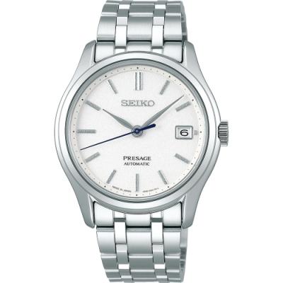 SEIKO精工 Presage 經典機械錶(SRPD97J1)-38.3mm