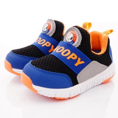 SNOOPY童鞋 史努比休閒鞋款 NI5120藍(中小童段)