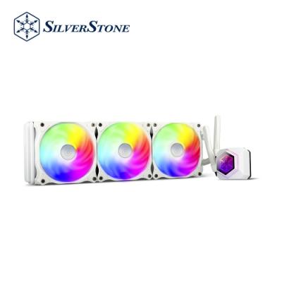 SilverStone銀欣 PF360W-ARGB 高效一體式水冷散熱器