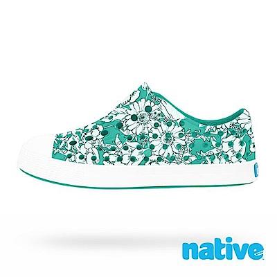 加拿大Native小奶油頭鞋-波斯菊綠NA8586