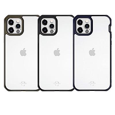 ITSKINS iPhone 12/ Max/ Pro/ Pro Max_HYBRID SOLID-防摔保護殼