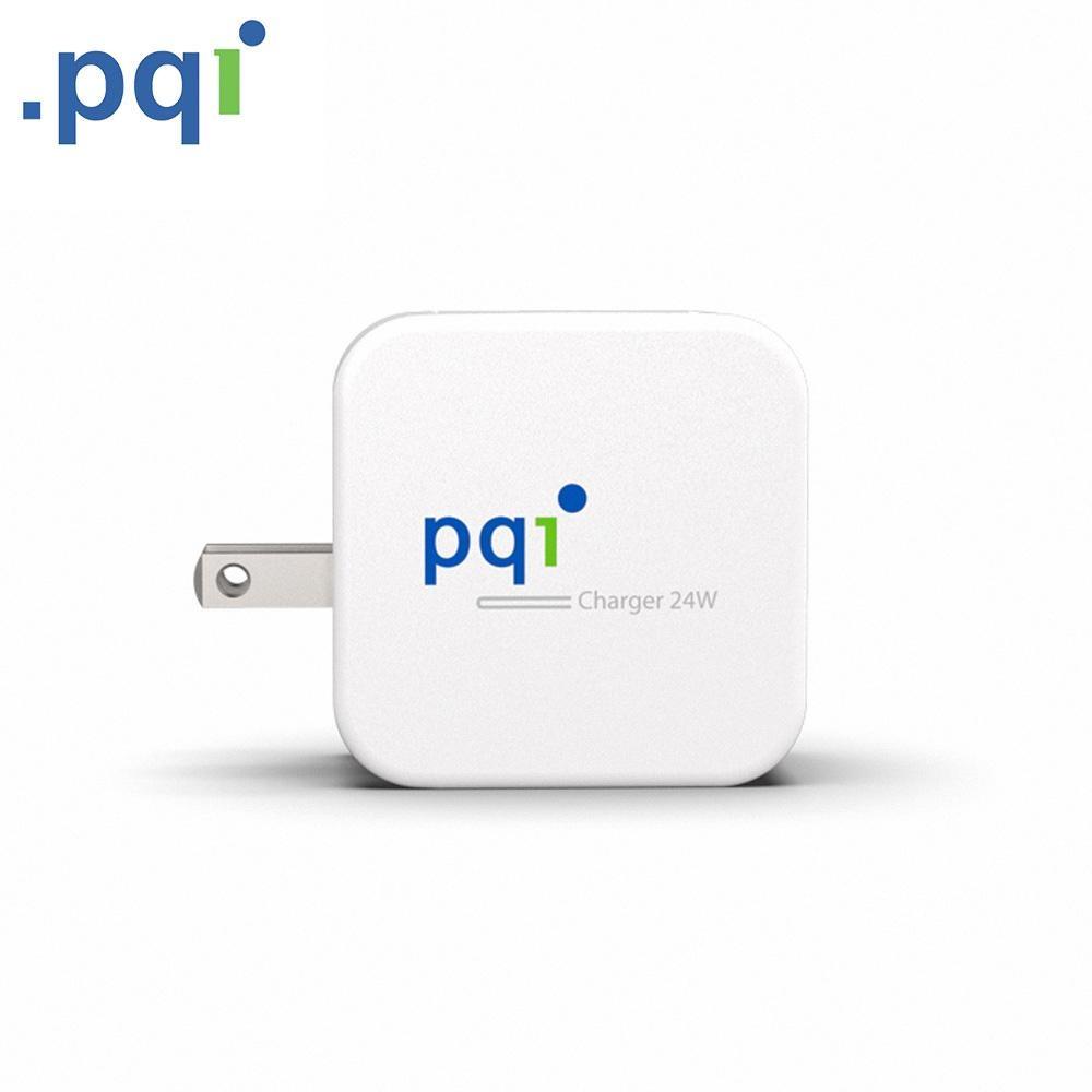 PQI i-Charger Mini 24W 萬國旅行充電器